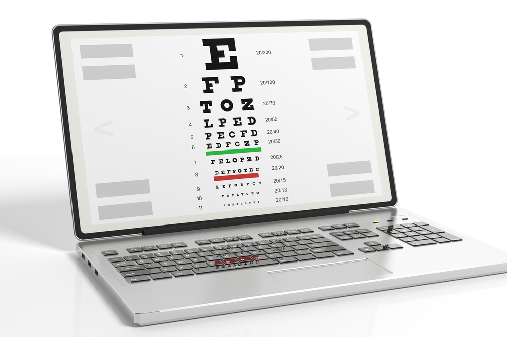 Why You Shouldn't Rely on an Online Eye Exam | First Eye Care DFW