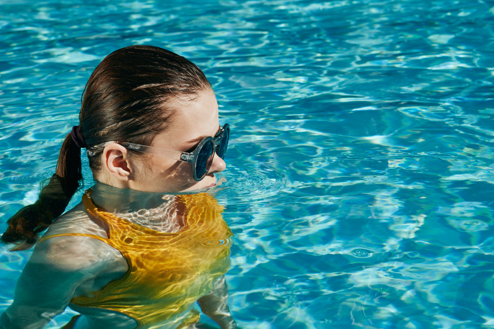 Can You Swim with Contacts? - First Eye Care DFW