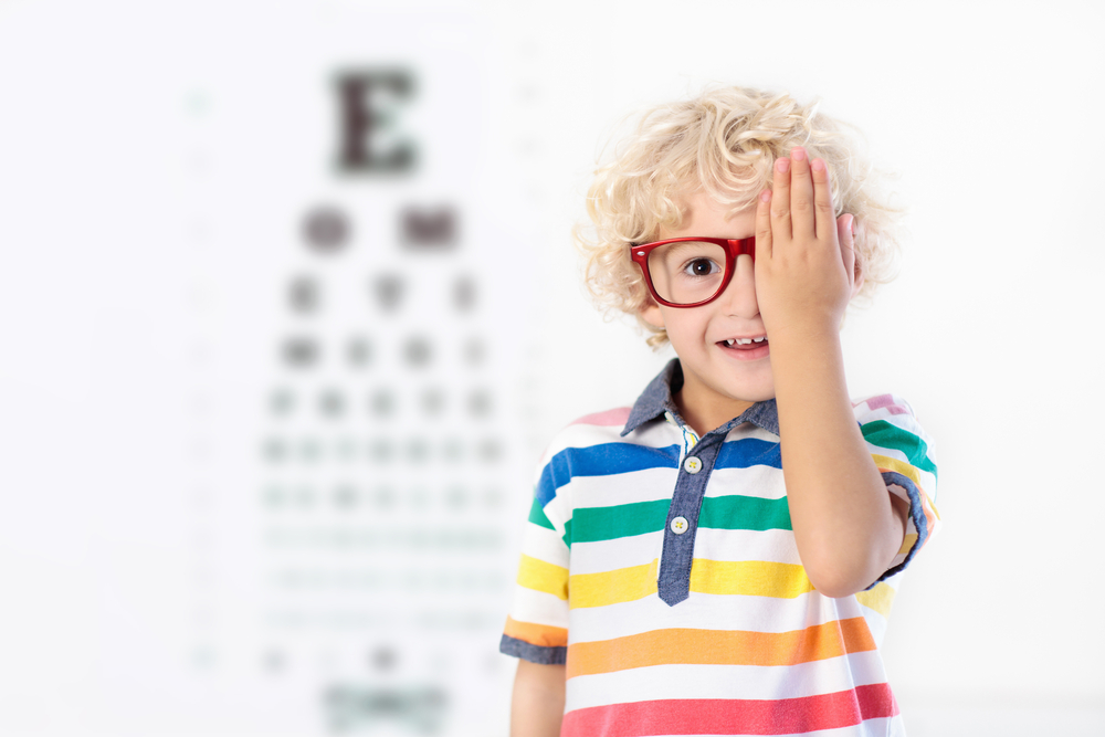 What to Expect from Preschool-Aged Eye Exams - First Eye Care DFW
