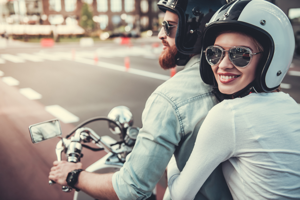 How to Choose Motorcycle Glasses - First Eye Care DFW