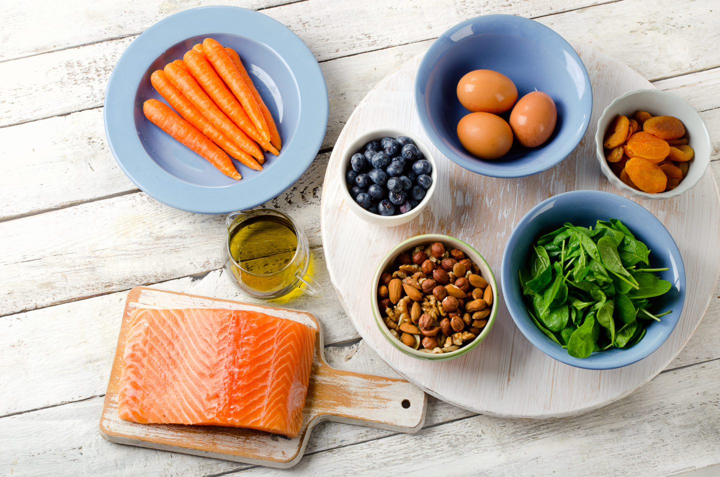 Foods to Keep Your Eyes Healthy - First Eye Care DFW